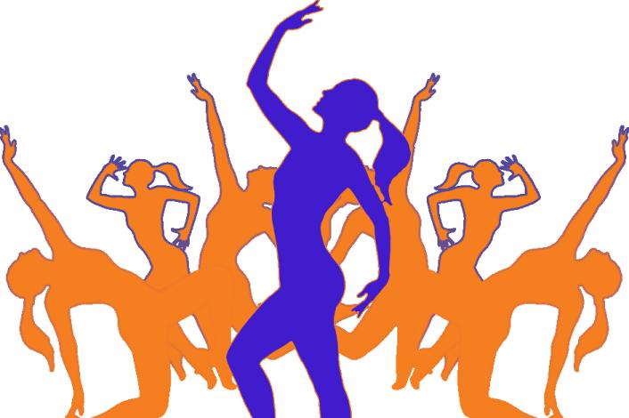 Конкурс танцев картинка